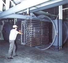 Freeze-drying equipment